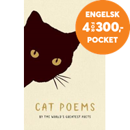 Produktbilde for Cat Poems (BOK)