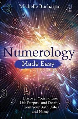 Numerology Made Easy (BOK)