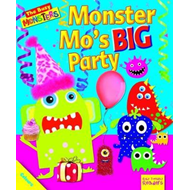 Monster Mo's BIG Party (BOK)