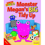 Monster Megan's BIG Tidy Up (BOK)