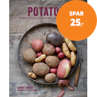 Produktbilde for Potatoes - 65 Delicious Ways with the Humble Potato from Fries to Pies (BOK)