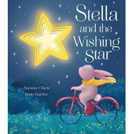 Produktbilde for Stella and the Wishing Star (BOK)