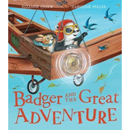 Produktbilde for Badger and the Great Adventure (BOK)