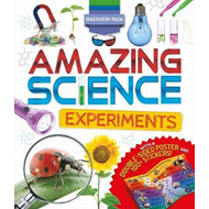 Discovery Pack: Amazing Science Experiments (BOK)