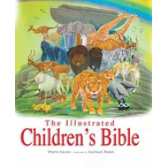 Produktbilde for Illustrated Children's Bible (BOK)