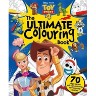 Produktbilde for Disney Pixar Toy Story 4 The Ultimate Colouring Book (BOK)