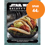 Produktbilde for Star Wars - Galaxy's Edge: The Official Black Spire Outpost Cookbook (BOK)