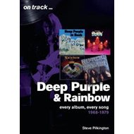 Produktbilde for Deep Purple and Rainbow 1968-1979: Every Album, Every Song  (On Track) (BOK)