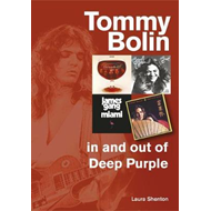 Produktbilde for Tommy Bolin - In and Out of Deep Purple (BOK)