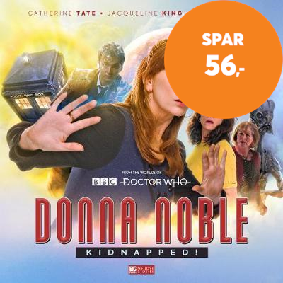 Doctor Who: Donna Noble Kidnapped! (BOK)