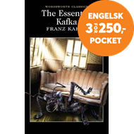 Produktbilde for The Essential Kafka - The Castle; The Trial; Metamorphosis and Other Stories (BOK)