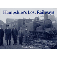 Hampshire's Lost Railways (BOK)