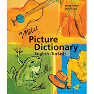 Milet Picture Dictionary (Turkish-English) (BOK)