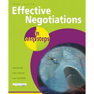 Effective Negotiations in Easy Steps (BOK)