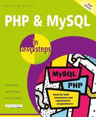 PHP & MySQL in easy steps (BOK)