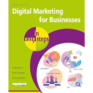 Produktbilde for Digital Marketing for Businesses in easy steps (BOK)