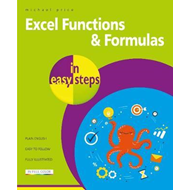 Produktbilde for Excel Functions and Formulas in easy steps (BOK)