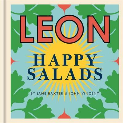 Happy Leons: LEON Happy Salads (BOK)
