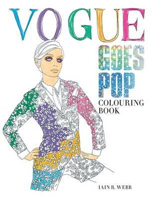 Vogue Goes Pop Colouring Book (BOK)