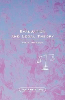 Evaluation and Legal Theory (BOK)
