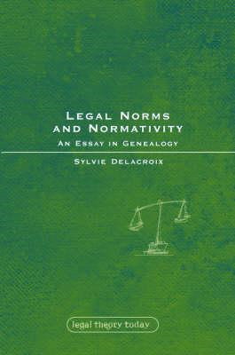 Legal Norms and Normativity (BOK)
