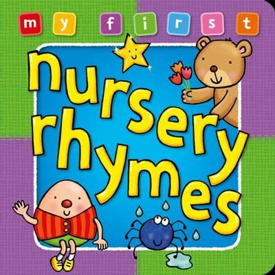 My First Nursery Rhymes (BOK)