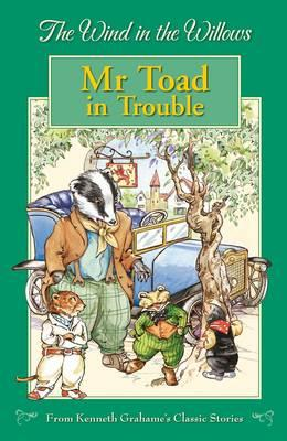 Mr Toad in Trouble (BOK)