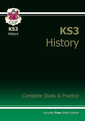 KS3 History Complete Study and Practice (BOK)