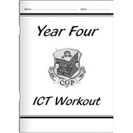 KS2 ICT Workout Book - Year 4 (BOK)