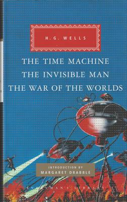 Time Machine, The Invisible Man, The War of the Worlds (BOK)