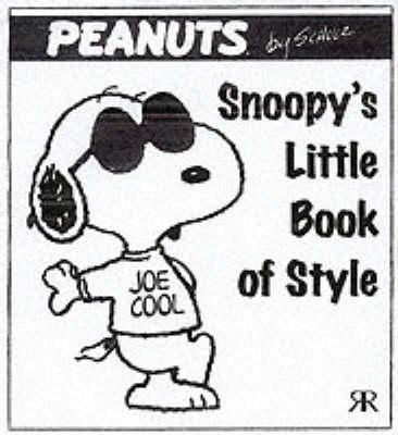 Snoopy's Little Book of Style (BOK)
