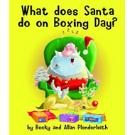 What Does Santa Do on Boxing Day? (BOK)