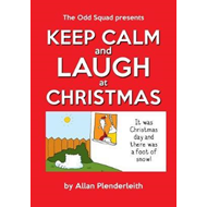 Keep Calm and Laugh at Christmas (BOK)