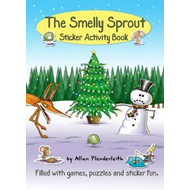 Smelly Sprout Sticker Activity Book (BOK)