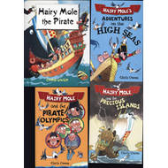 Hairy Mole Reading Pack (BOK)