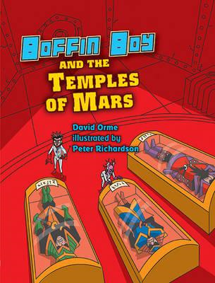 Boffin Boy and the Temples of Mars (BOK)
