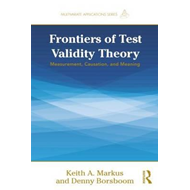 Frontiers of Test Validity Theory (BOK)