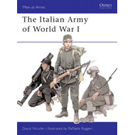 Italian Army of World War I 1915-18 (BOK)