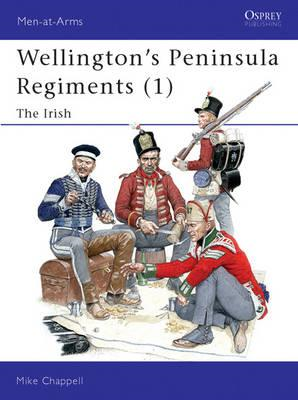 Wellington's Peninsula Regiments (BOK)