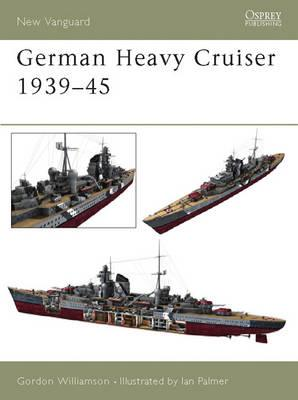 German Heavy Cruisers 1939-45 (BOK)