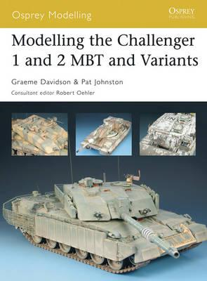 Modelling the Challenger I and II Mbt and Variants (BOK)