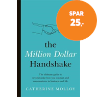 Produktbilde for Million Dollar Handshake (BOK)