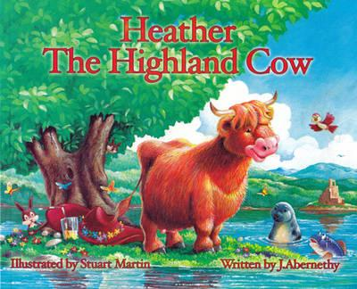 Heather the Highland Cow (BOK)