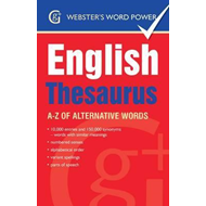 Webster's Word Power English Thesaurus (BOK)