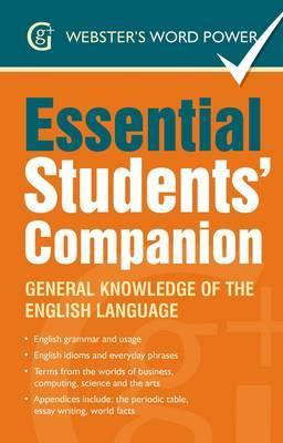 Webster's Word Power Essential Students' Companion (BOK)