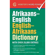 Afrikaans-English, English-Afrikaans Dictionary (BOK)