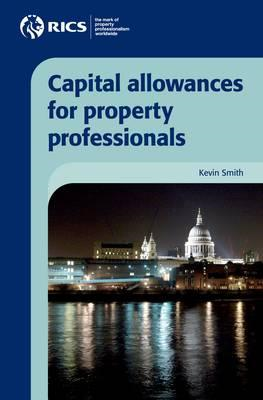 Capital Allowances for Property Professionals (BOK)