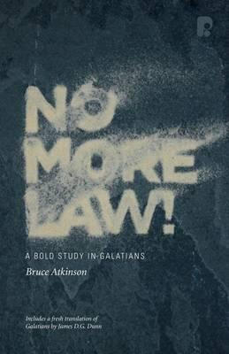 No More Law! (BOK)