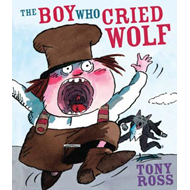 Produktbilde for Boy Who Cried Wolf (BOK)