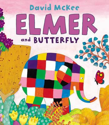Elmer and Butterfly (BOK)